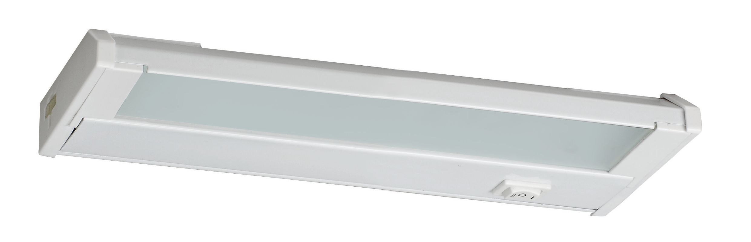 afx nxl220wh white xenon 14 under cabinet 120v low