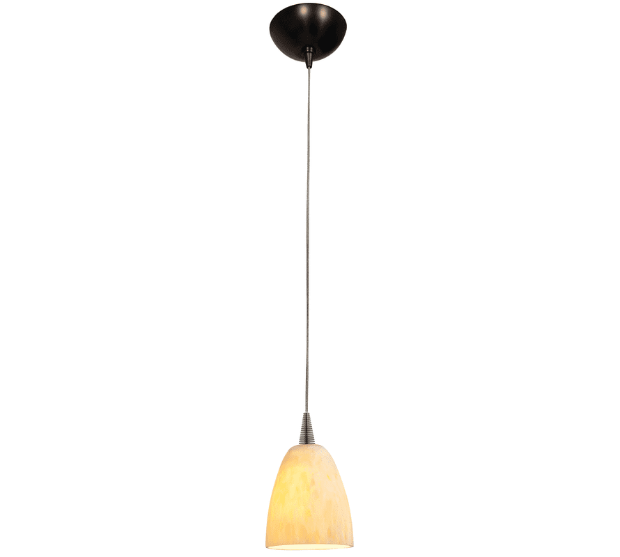 Access Lighting 94941 12V 2 BRZ AMM Bronze Amber Marble