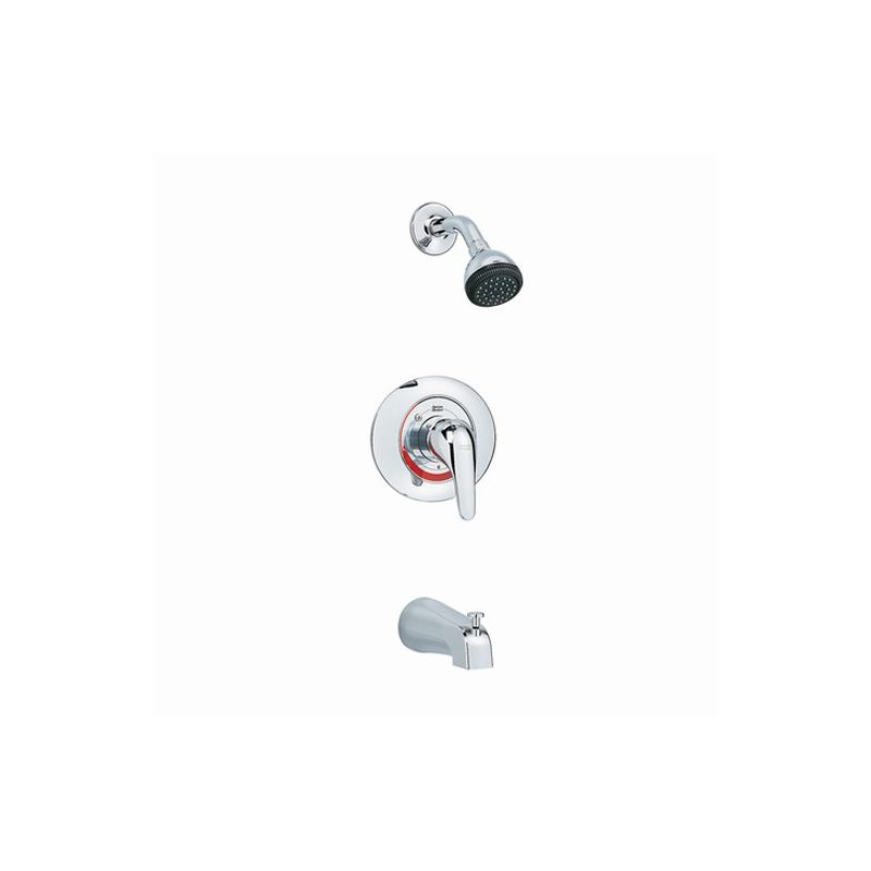 American Standard T675 502 002 Chrome Colony Tub And