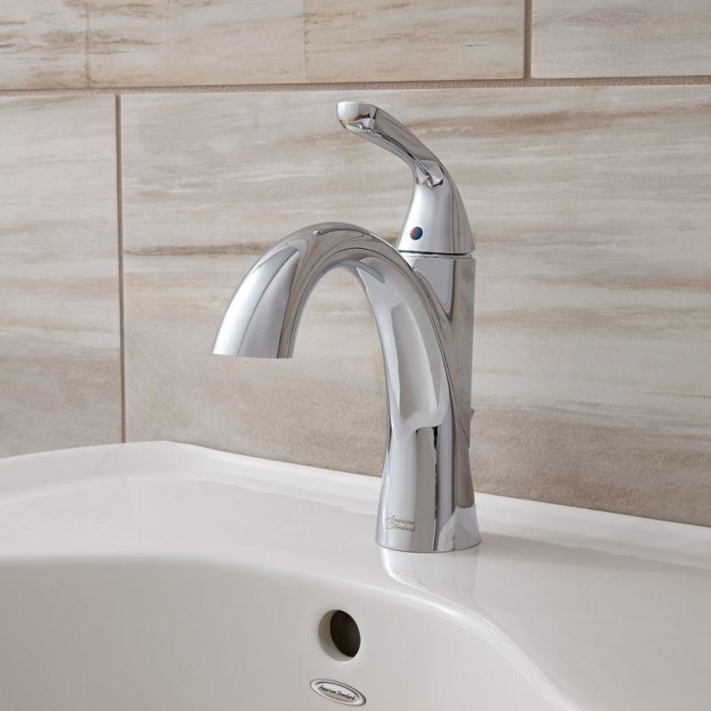 Faucet Com 7186 101 295 In Satin Nickel By American Standard