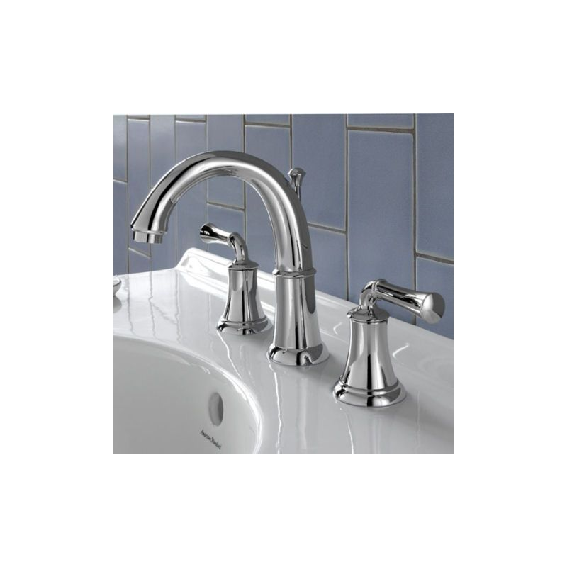 Faucet Com 7420 801 295 In Satin Nickel By American Standard