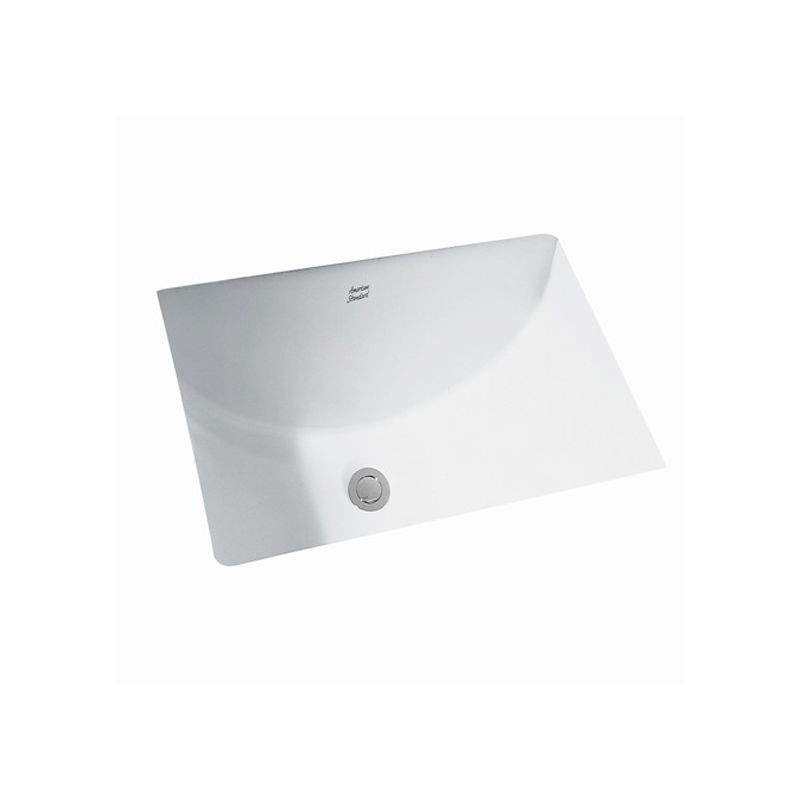 American Standard 0614 000 020 White Studio 18 1 4