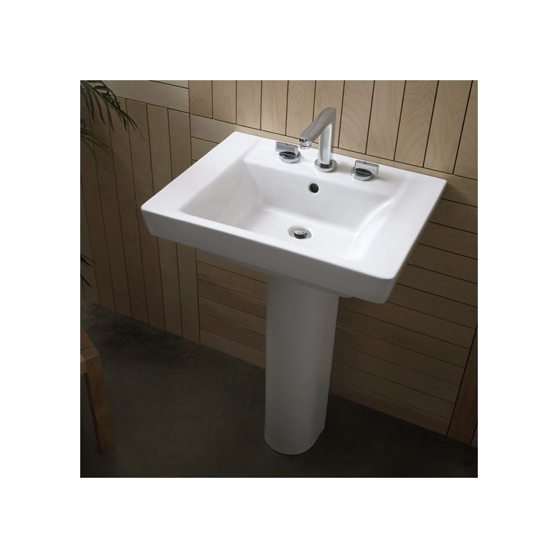 Faucet Com 0641 008 020 In White By American Standard