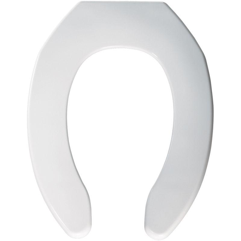 Bemis 1055 000 White Toilet Seat Buildcom