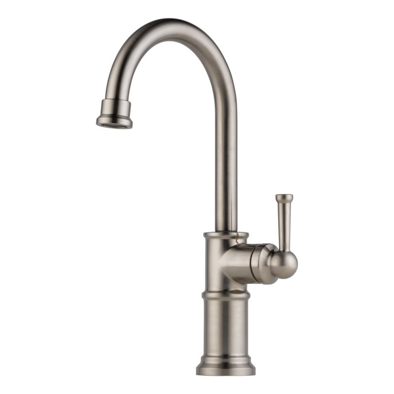 Brizo 61025LF-SS Brilliance Stainless Artesso Bar Faucet