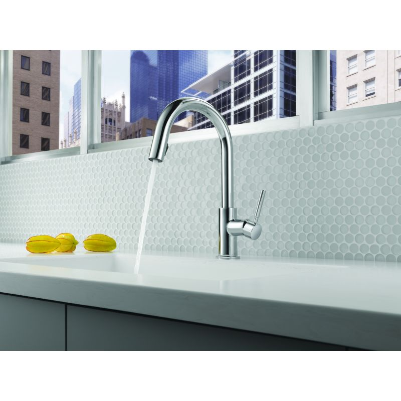 Brizo 63020lf Kitchen Faucet Build Com