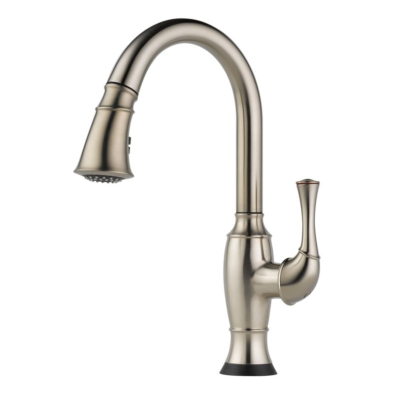 Brizo Lf Pullout Spray High Arc Kitchen Faucet Review