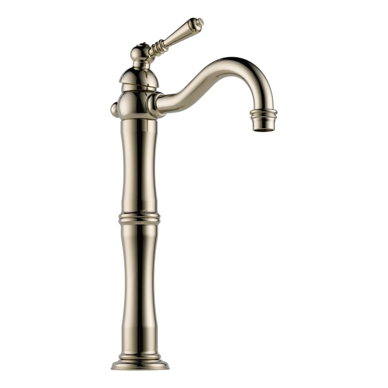 Faucet.com | 65436LF-PN in Brilliance Polished Nickel by Brizo