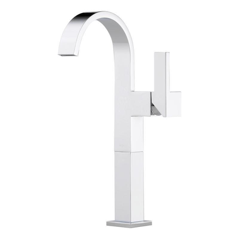 Brizo 65480lf Pc Chrome Siderna Single Hole Bathroom