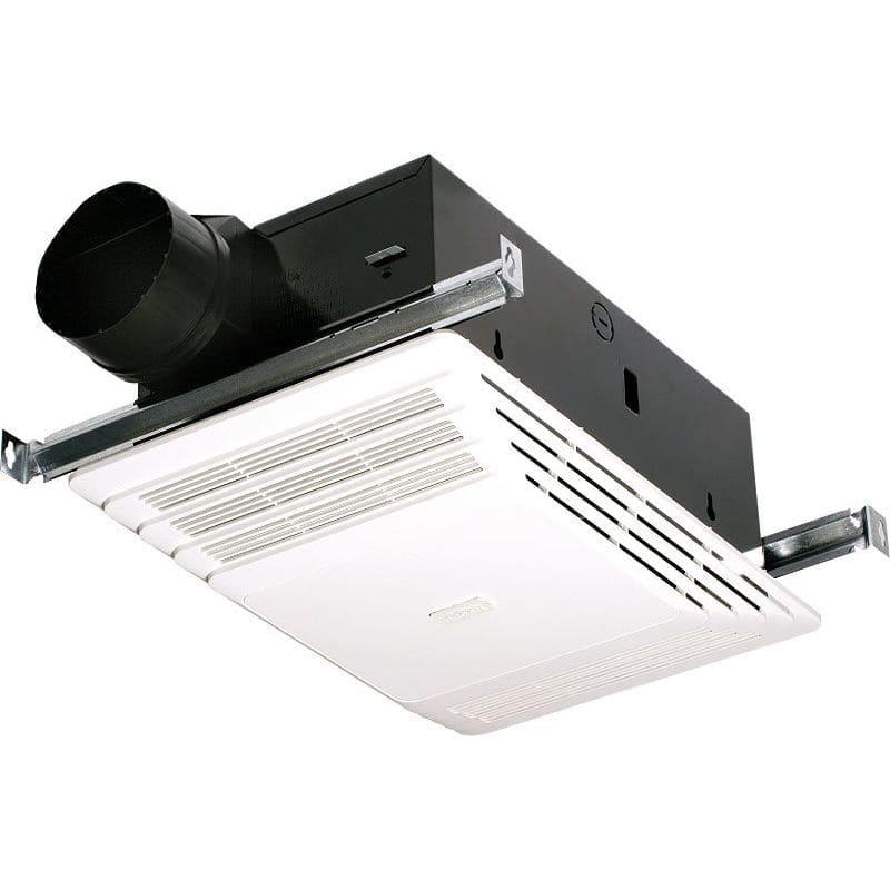 Broan 658 White 70 Cfm 4 Sone Ceiling Mounted Hvi Certified Bath Fan Ventingdirect Com