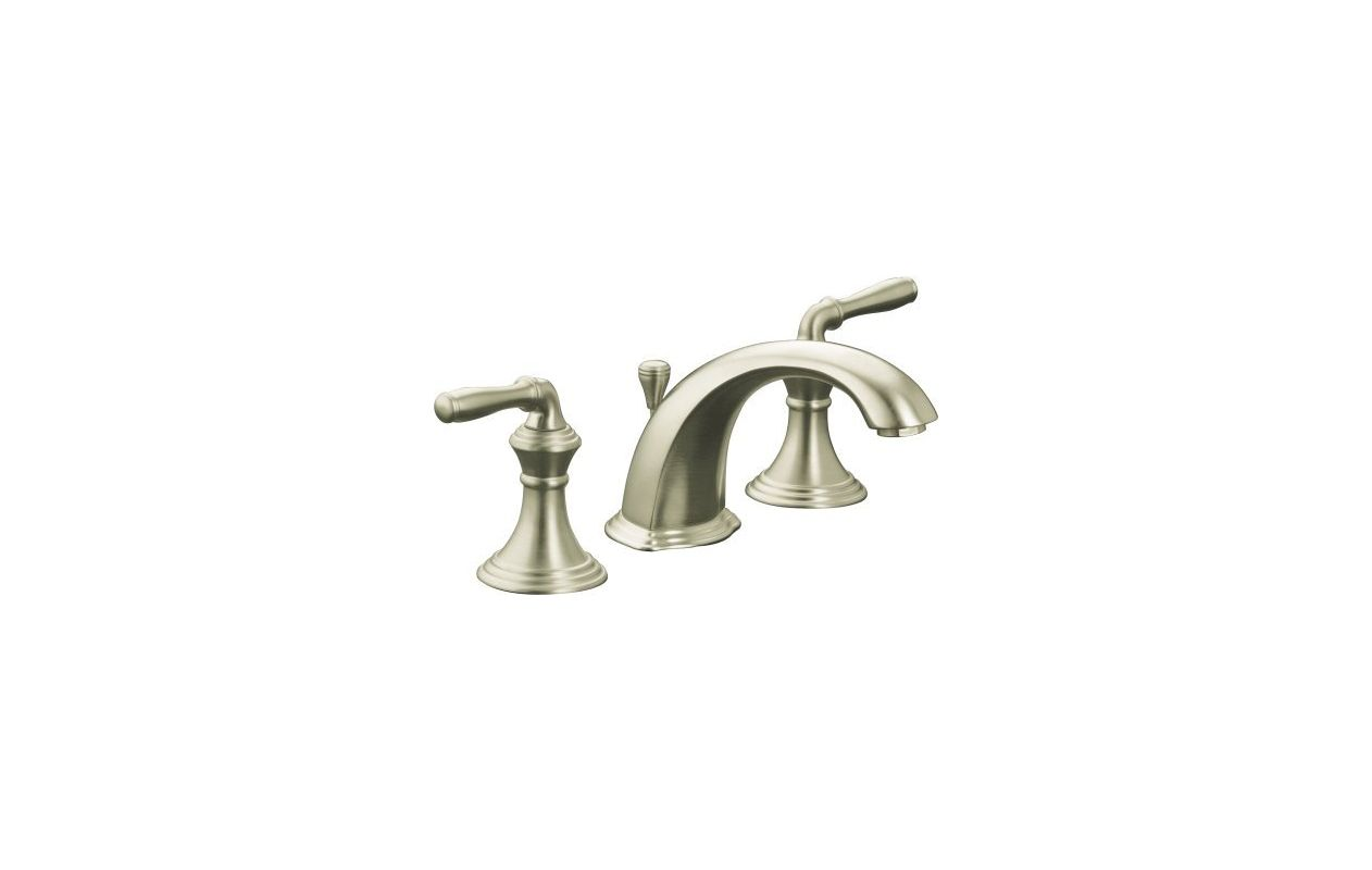 Miru1812 K 394 4 Bn In Brushed Nickel Faucet By Build Smart Kits