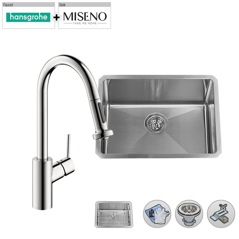 Build Smart Kits Mss162318sr H14877 Ch Chrome Faucet