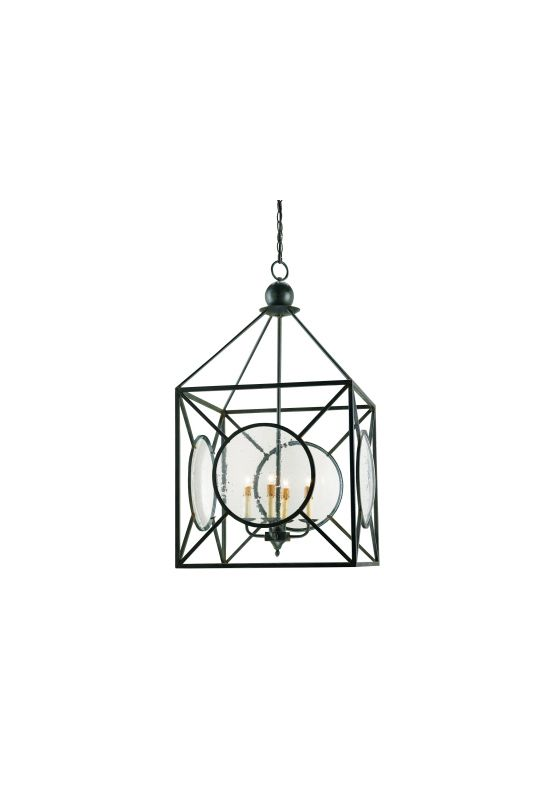 currey and company 9748 old iron four light beckmore