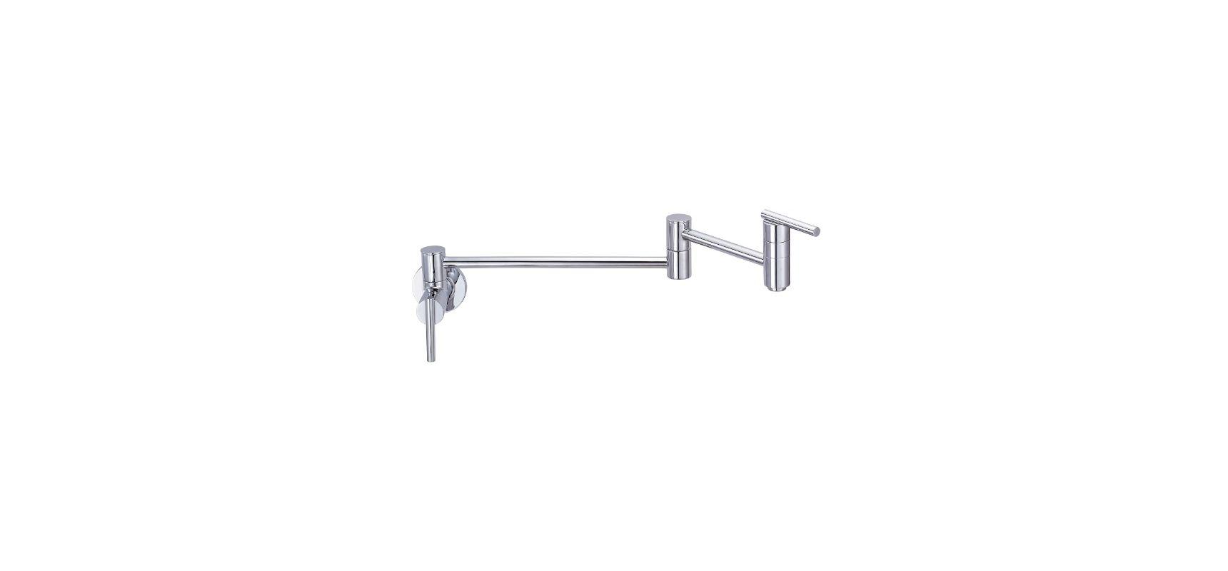 Danze Parma Kitchen Faucet Faucet Com D205058 In Chrome By Danze