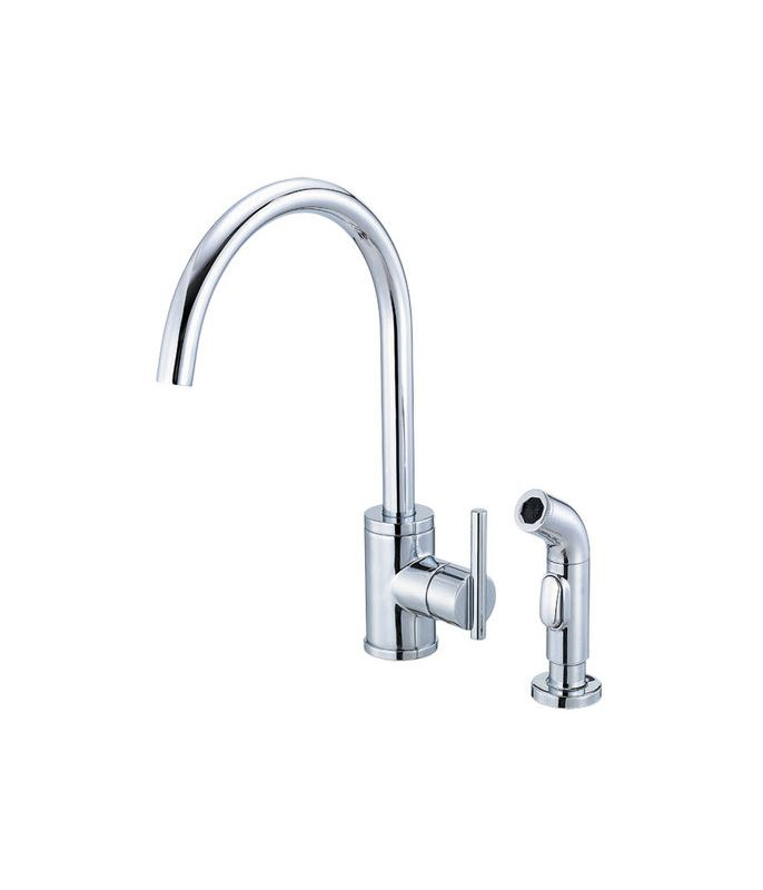 faucet d401558 in chrome by danze