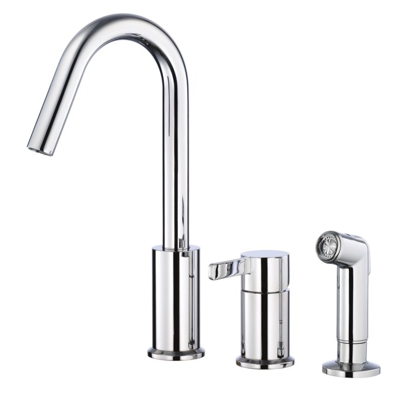 danze dh409030 chrome h c waterware riserva high arc kitchen various cool designs of danze kitchen faucet