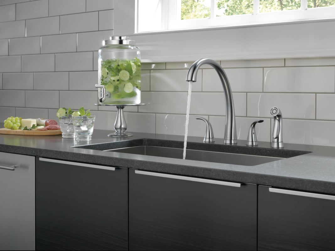 How To Take Off The Seal From A Kitchen Sink