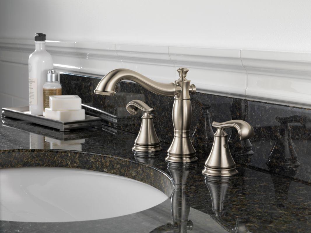 Faucet Com 3597lf Pnmpu Lhp In Brilliance Polished