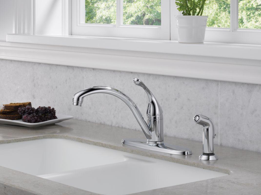 Delta Collins Kitchen Faucet