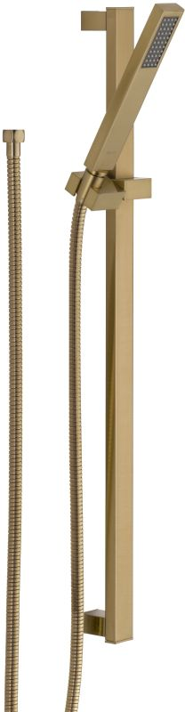 Delta 57530 Cz Champagne Bronze Vero Hand Shower Package
