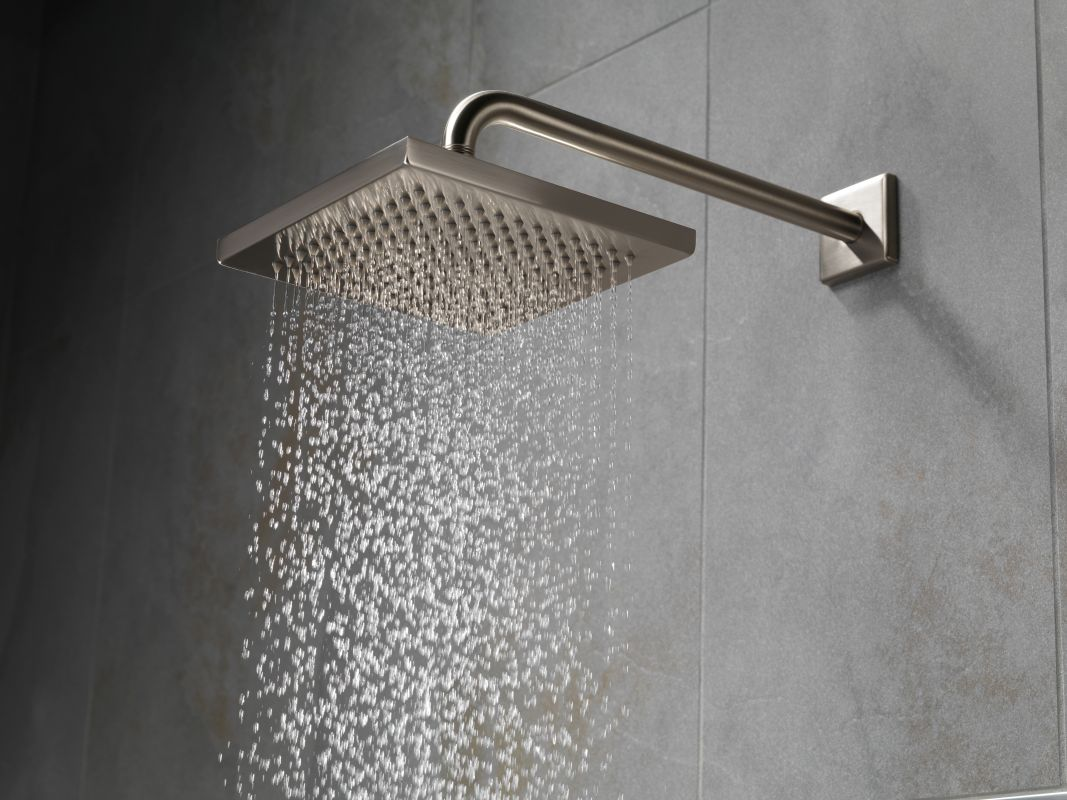 57740 ss in brilliance stainless by delta for Childrens shower head