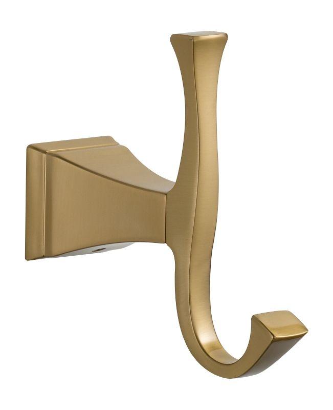 Delta 75135 Cz Champagne Bronze Dryden Robe Hook