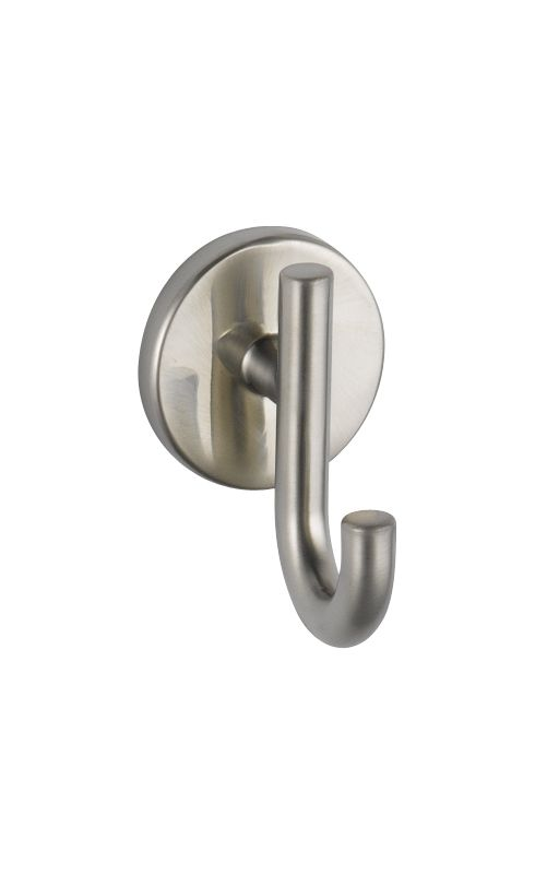 Delta 75935 Ss Brilliance Stainless Trinsic Robe Hook
