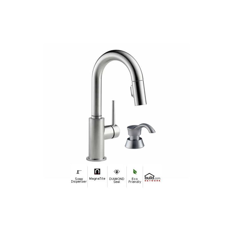 Delta 9959 Ar Dst Sd Arctic Stainless Trinsic Pull Down