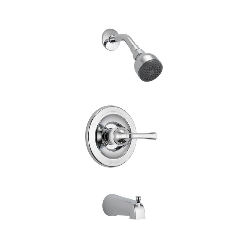 Faucet Com B114900 In Chrome By Delta