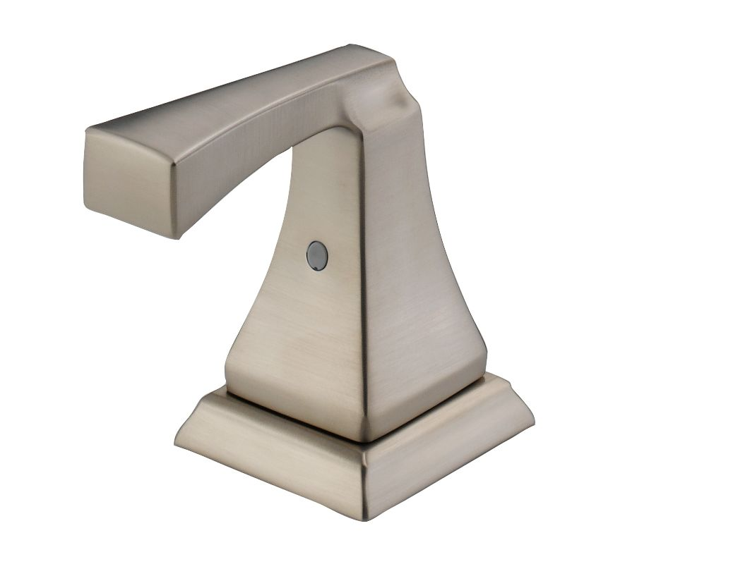 Delta H251ss Brilliance Stainless Dryden Two Metal Lever