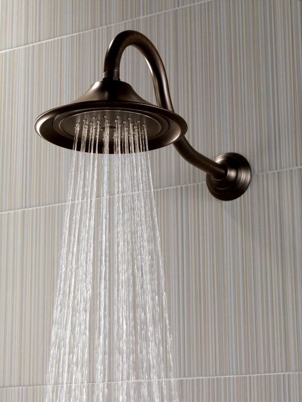 how to take apart a delta shower head