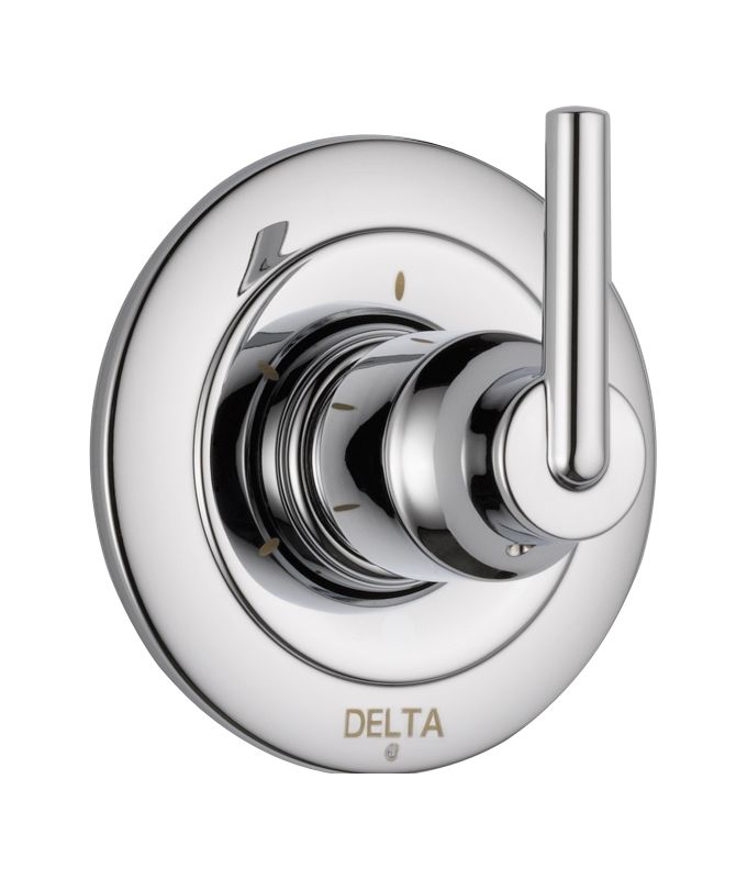 Delta T11859 Chrome Trinsic Three Function Diverter Valve