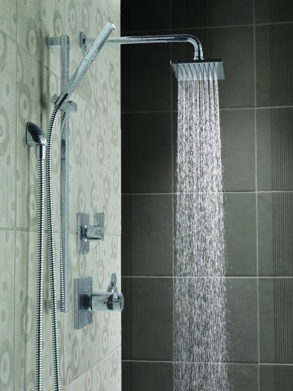 Faucet Com Vero Tempassure Shower Package Rb In Venetian