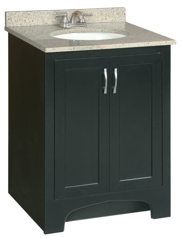 Design House 541235 Espresso Ventura 24 Quot Wood Vanity