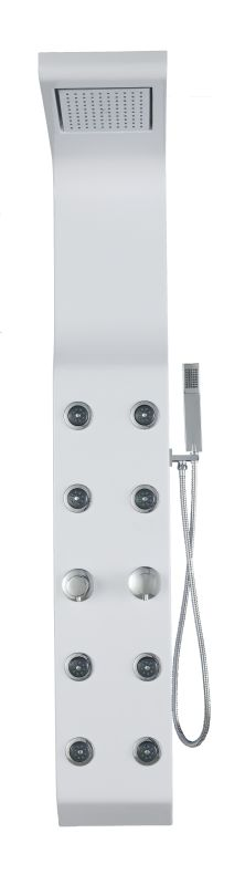 Dreamline Replacement Parts : Faucet shcm in white by dreamline