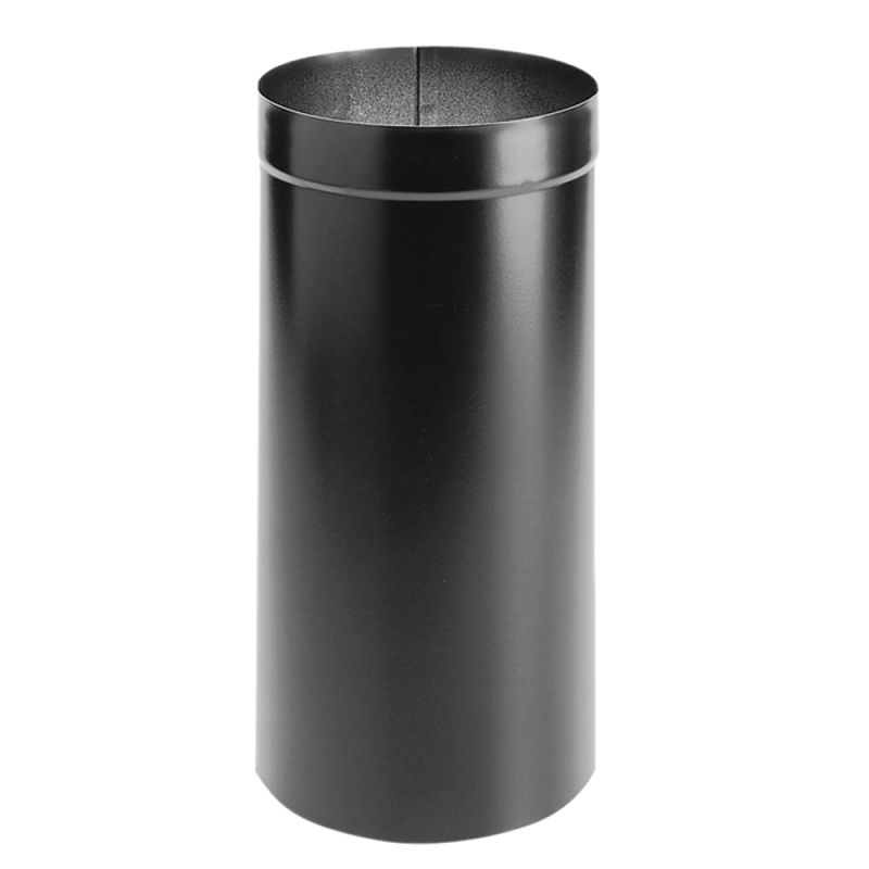 Stove Pipe Oval To Round Stove Pipe Adapter