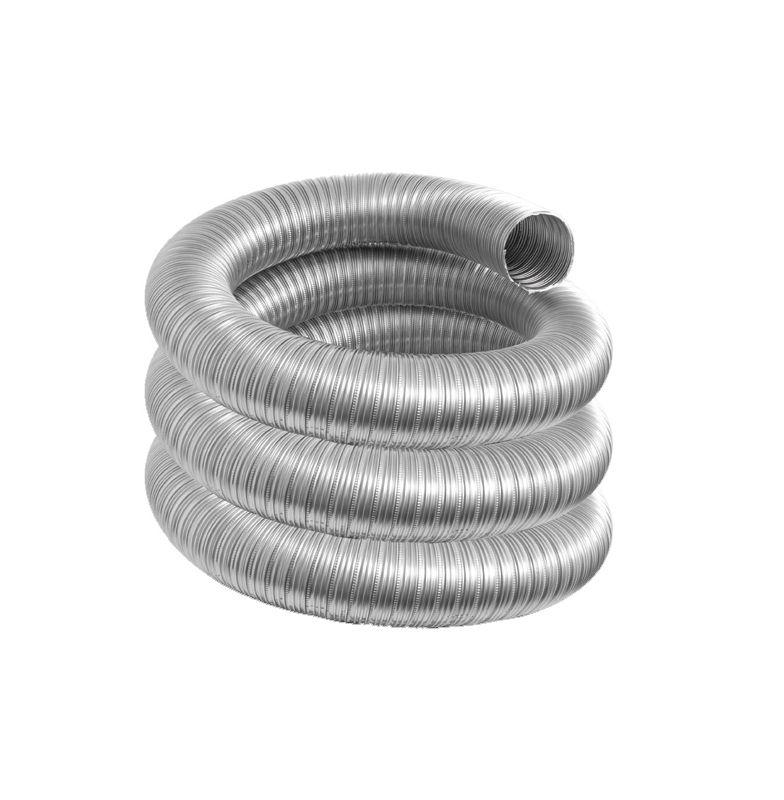 Duravent 4dfpro 50 stainless steel 4 inner diameter for Liner diametre 4 50