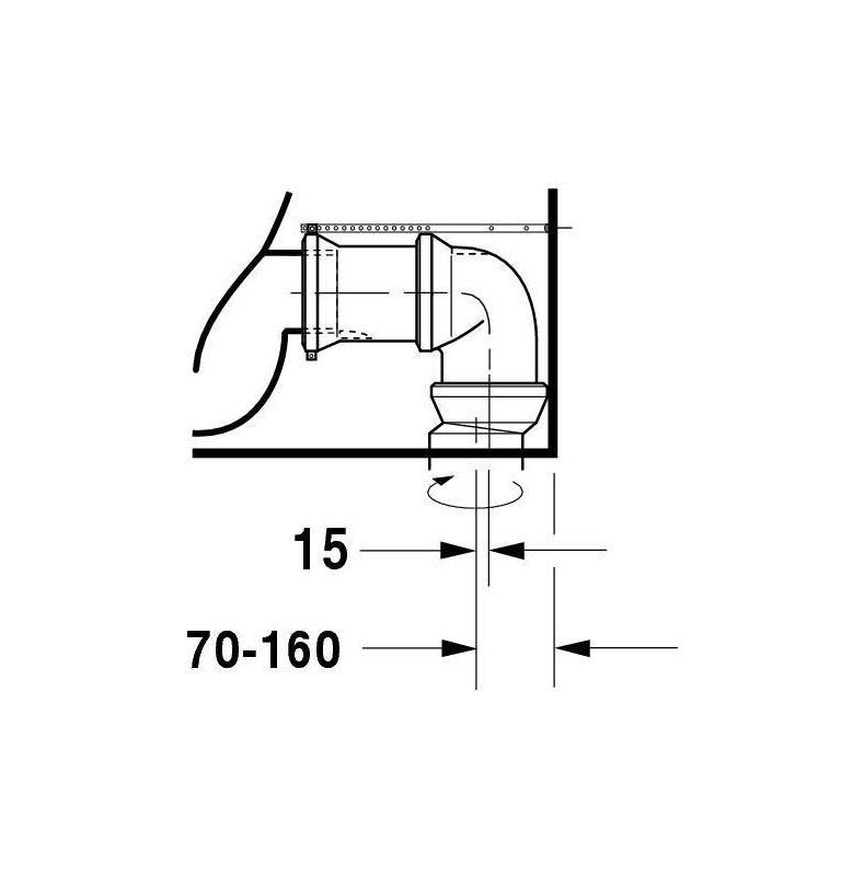 duravit happy d toilet installation instructions