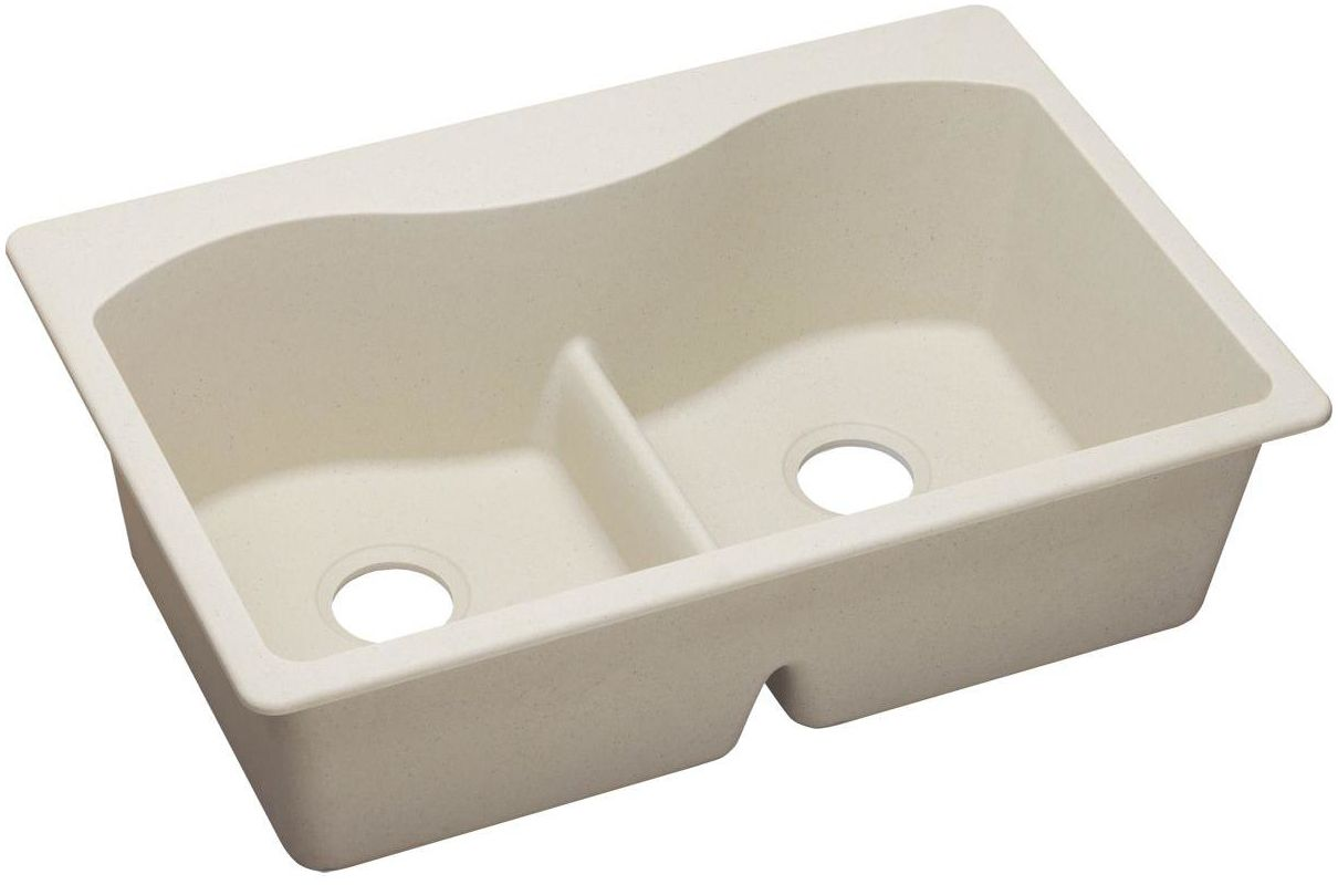 Elglb3322bq0 in bisque by elkay - Bq kitchen sinks ...
