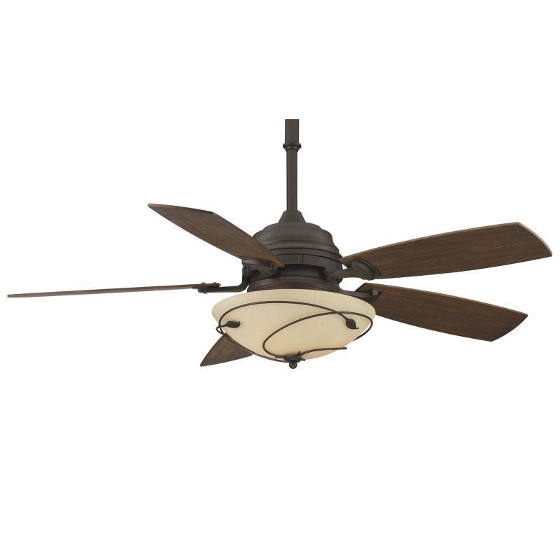 """Fanimation HF6200BZ Bronze 54"""" 5 Blade Ceiling Fan"""