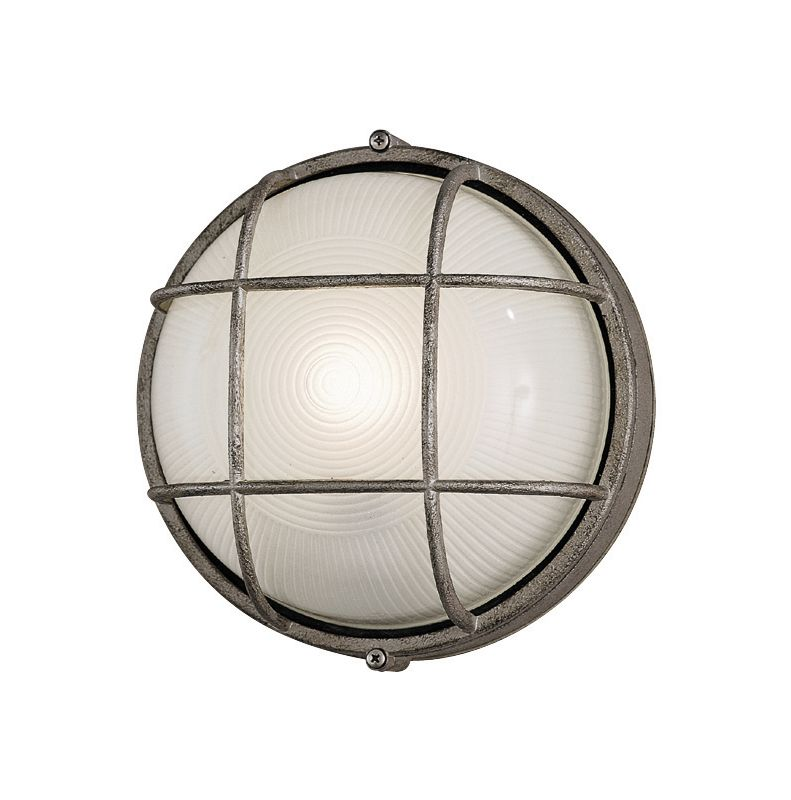 Forecast Lighting F9039665N Silver Rust 1 Light 10 Wide
