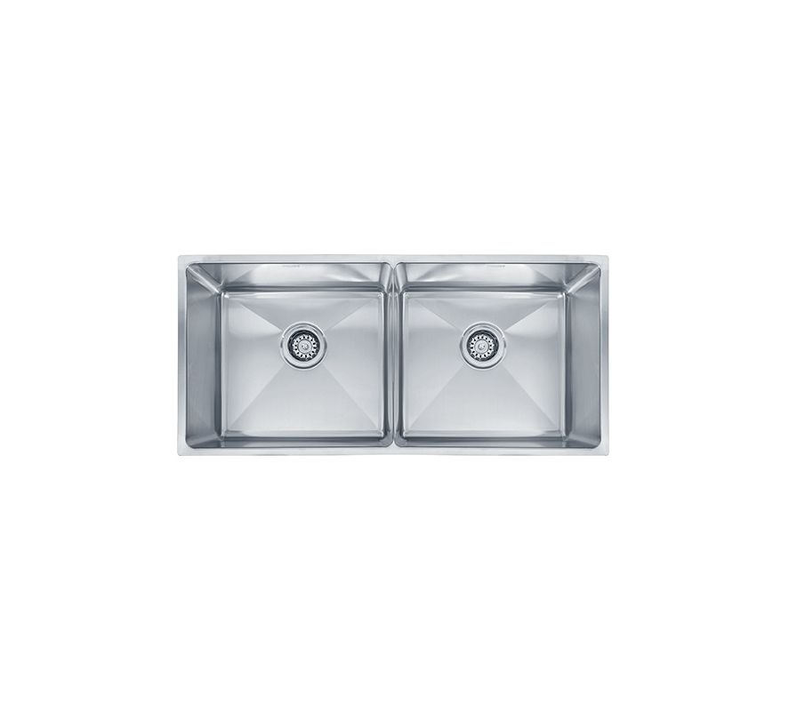 Franke Psx120339 Stainless Steel Professional 35 Quot Double