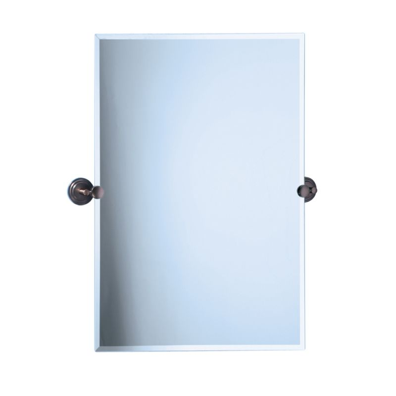 Gatco 4920s Oil Rubbed Bronze Rectangular Mirror From The