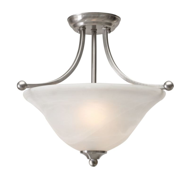 Golden Lighting 1260 Sf Pw Pewter Modern Contemporary 2