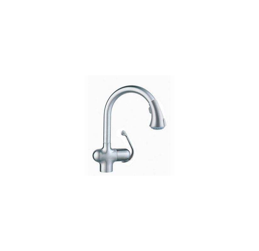 Faucet.com | 33755SD0 in Stainless Steel by Grohe