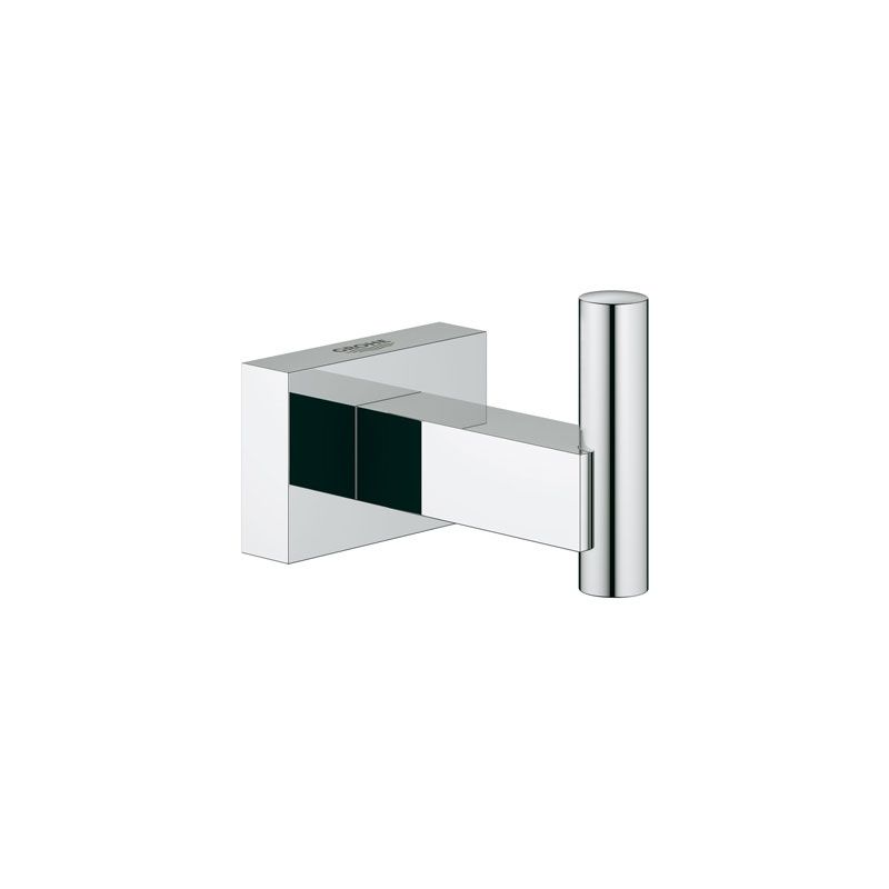 Grohe 40511000 Starlight Chrome Essentials Cube Single