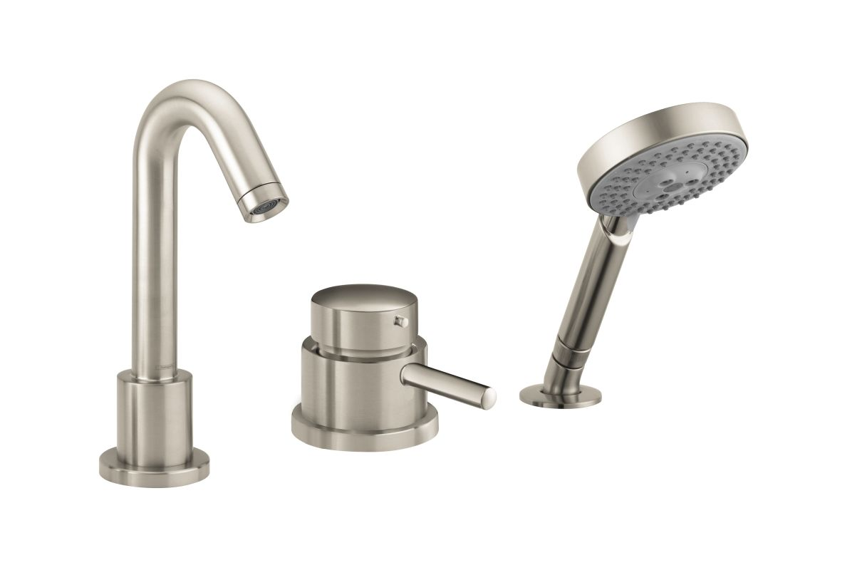 Faucet Com 04127820 In Brushed Nickel By Hansgrohe
