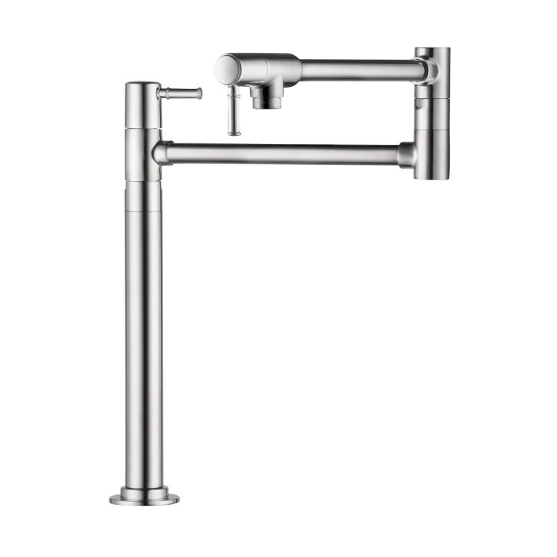 Faucet.com | 04219000 in Chrome by Hansgrohe