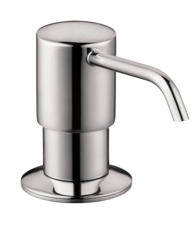 hansgrohe 04249000 chrome s liquid soap dispenser deck. Black Bedroom Furniture Sets. Home Design Ideas