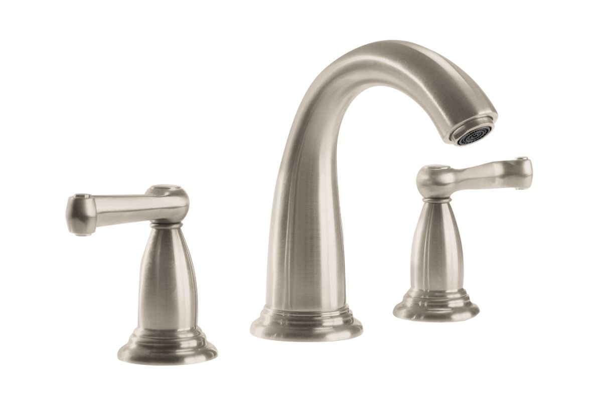 Hansgrohe Kitchen Faucet Installation Manual : Faucet in brushed nickel by hansgrohe